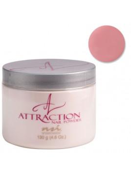 Résine poudre acrylique Attraction Purely Pink NSI 130 grs