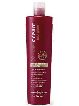 Shampoing perfectionnement cheveux colorés PRO-COLOR INEBRYA 300 ml