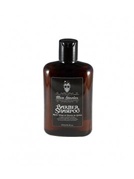 Shampoing barbe régénérant et purifiant Men Stories 250 ml