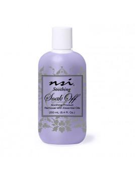 Liquide de fonte Soothing Soak Off Remover 236.6 ml NSI