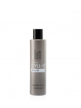 Fluide anti-crépus OIL NO OIL STYLE IN INEBRYA  250 ML