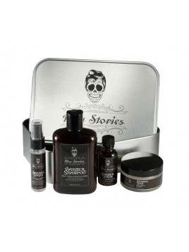 Coffret Barber Men Stories